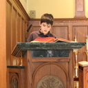 Ash Wed. Mass at Primary photo album thumbnail 11